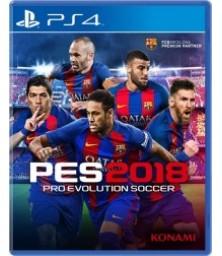 Pro Evolution Soccer 2018 [PS4]